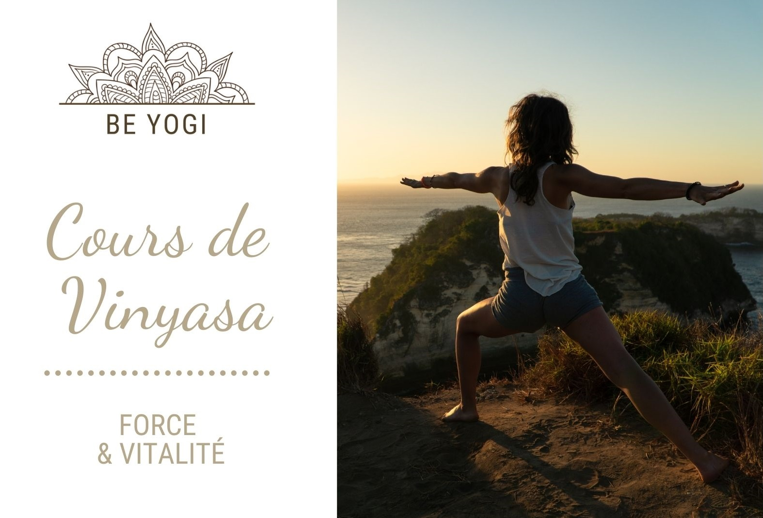 Cours de Vinyasa 2